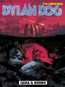 Dylan Dog - Volume 393 - Casca il mondo, casca la terra… Tutti giù per terra! (05/2019)