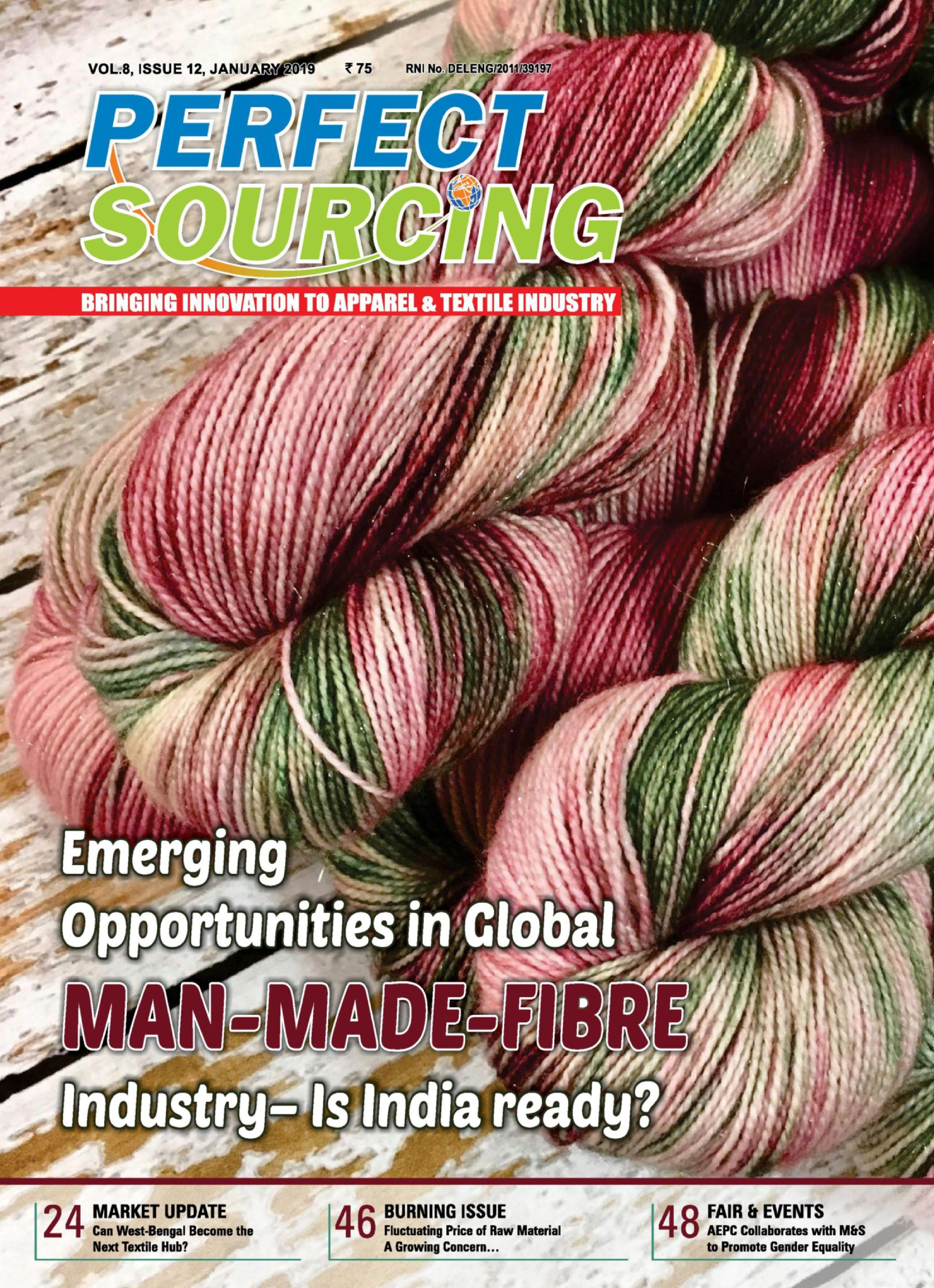 Perfect Sourcing - January 2019