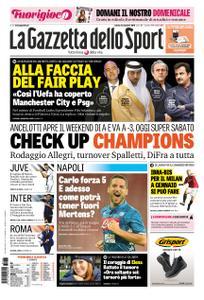 La Gazzetta dello Sport Sicilia – 03 novembre 2018