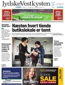 JydskeVestkysten Varde – 25. december 2019