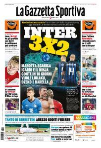 La Gazzetta dello Sport Sicilia – 07 luglio 2019