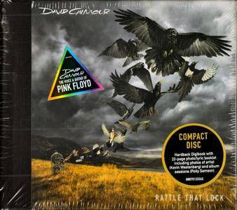 David Gilmour - Rattle That Lock (2015) ** RE-UP / New Rip **