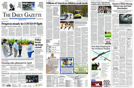 The Daily Gazette – May 27, 2020