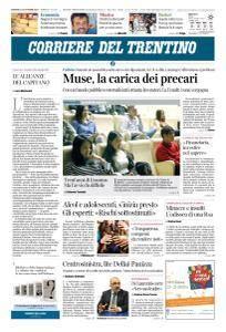 Corriere del Trentino - 15 Ottobre 2017
