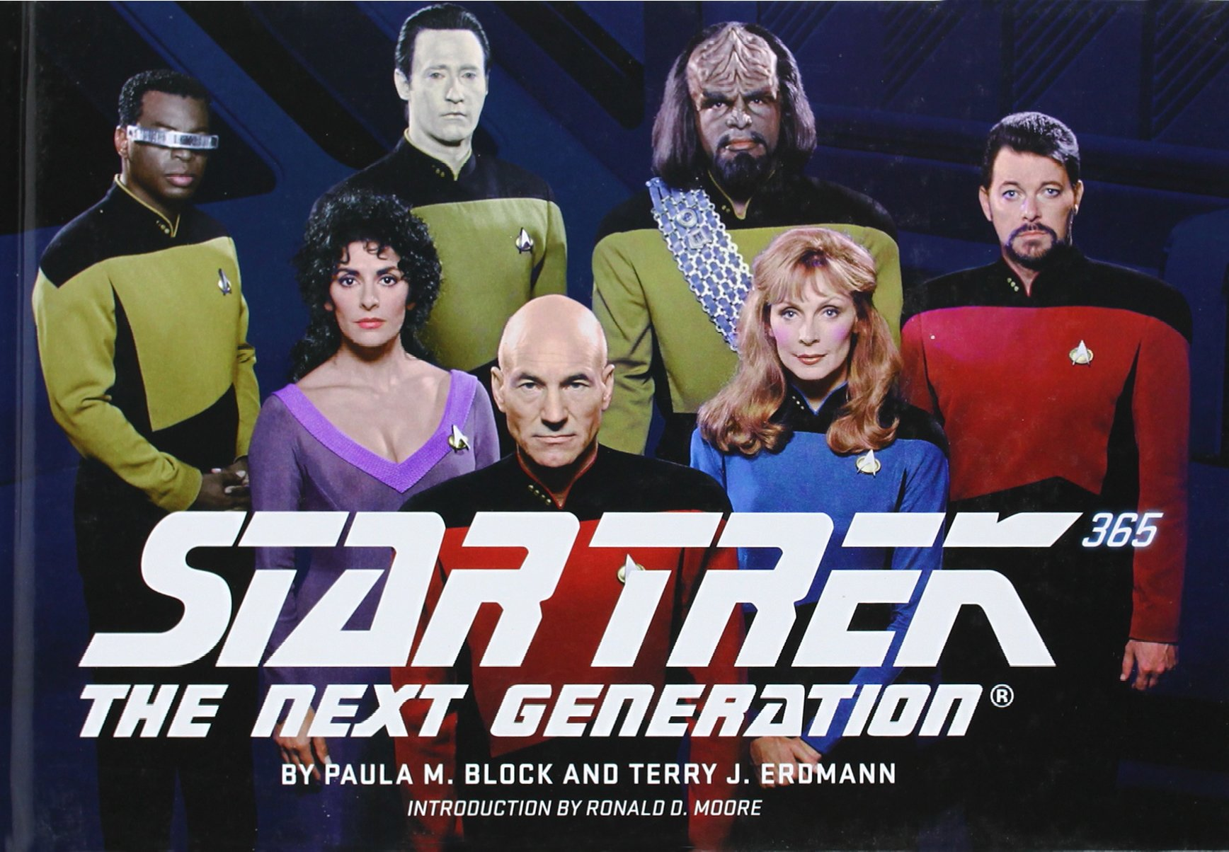Star Trek: The Next Generation 365 [Repost]