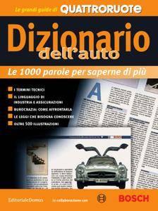 AA.VV.- Quattroruote. Dizionario dell'auto (2001)