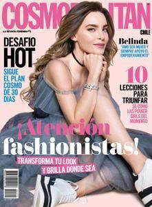 Cosmopolitan Chile - noviembre 2017