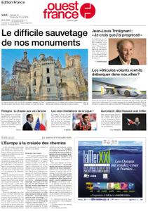 Ouest-France Édition France – 18 mai 2019