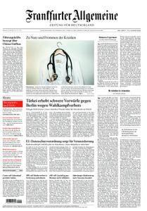 Frankfurter Allgemeine Zeitung F.A.Z. - 23. Mai 2018