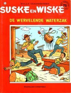 Suske En Wiske - 216 - De Wervelende Waterzak