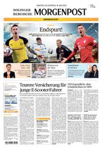 Solinger Morgenpost – 18. Mai 2019