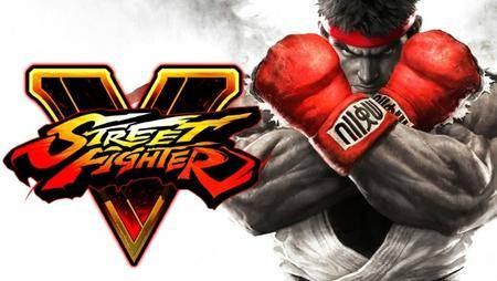 Street Fighter V (2016)