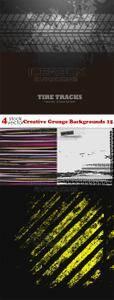 Vectors - Creative Grunge Backgrounds 15