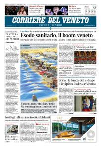 Corriere del Veneto Padova e Rovigo – 04 agosto 2019