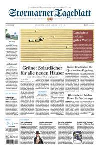 Stormarner Tageblatt - 25. Juni 2020