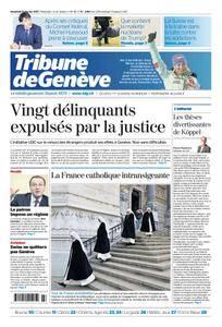 Tribune de Genève du 17 Février 2017