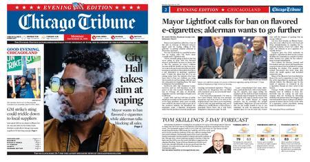 Chicago Tribune Evening Edition – September 16, 2019