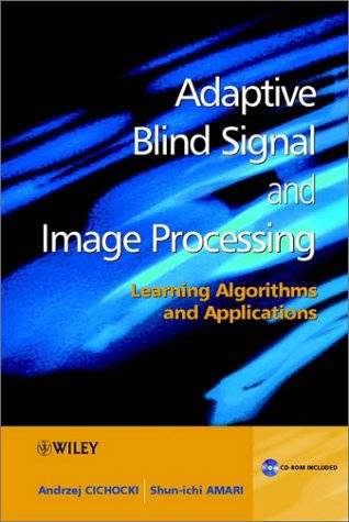 Adaptive Blind Signal and Image Processing (Repost)