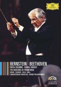 Leonard Bernstein, Wiener Philharmoniker, Concertgebouw Orchestra - Beethoven: Missa Solemnis, Choral Fantasy (2008/1978)