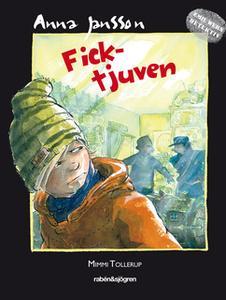 «Ficktjuven» by Anna Jansson