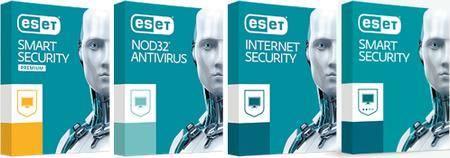 ESET Internet Security / Smart Security / Smart Security Premium / NOD32 Antivirus v10.1.204.4