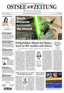 Ostsee Zeitung – 18. September 2019