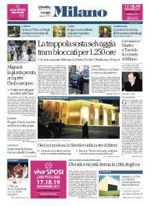 la Repubblica Milano - 18 Novembre 2017