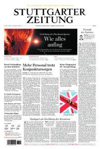 Stuttgarter Zeitung Kreisausgabe Rems-Murr - 09. Oktober 2019