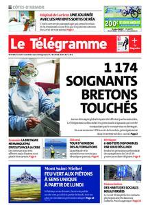 Le Télégramme Guingamp – 09 mai 2020