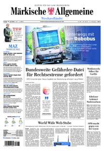 Märkische Allgemeine Westhavelländer - 12. Juli 2019