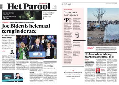 Het Parool – 04 maart 2020