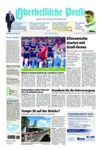 Oberhessische Presse Marburg/Ostkreis - 19. September 2019