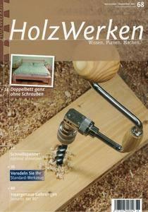 HolzWerken - November/Dezember 2017