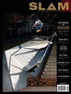 Slam Skateboarding - October 2019