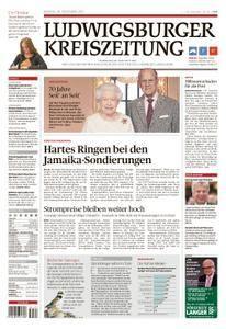 Ludwigsburger Kreiszeitung - 20. November 2017