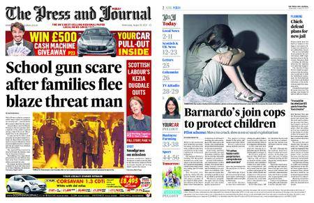 The Press and Journal Moray – August 30, 2017