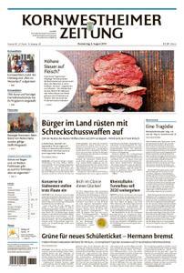 Kornwestheimer Zeitung - 08. August 2019