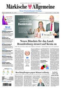 Neue Oranienburger Zeitung - 20. September 2019