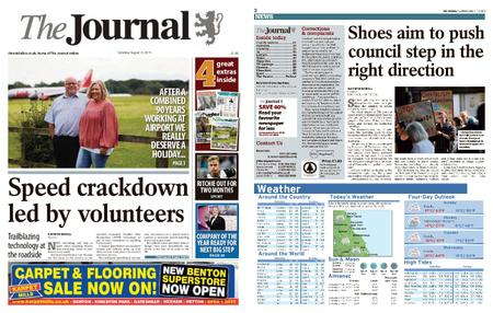 The Journal – August 31, 2019