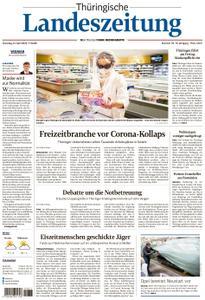 Thüringische Landeszeitung – 21. April 2020