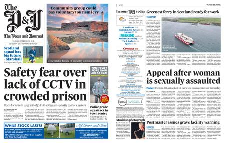 The Press and Journal Moray – October 10, 2019
