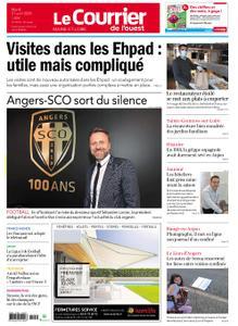 Le Courrier de l'Ouest Angers – 21 avril 2020