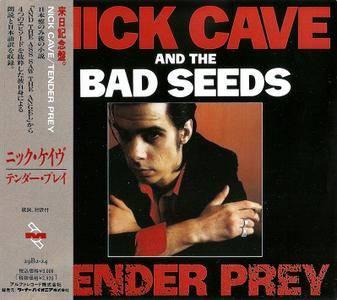 Nick Cave & The Bad Seeds - Tender Prey (1988) Japanese Press [Re-Up]