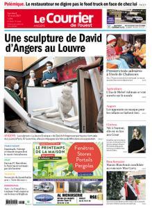 Le Courrier de l'Ouest Angers – 12 mars 2021