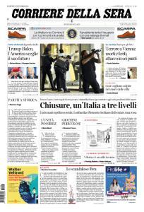 Corriere della Sera - 3 Novembre 2020