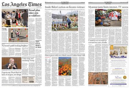 Los Angeles Times – April 09, 2021