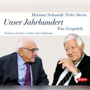 «Unser Jahrhundert» by Fritz Stern,Helmut Schmidt
