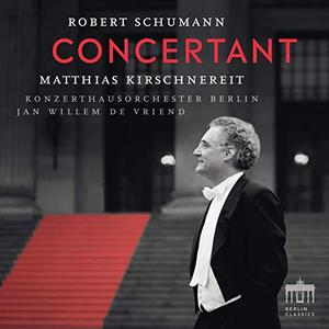 Matthias Kirschnereit - Schumann Concertant Concert Pieces and Piano Concerto (2019)