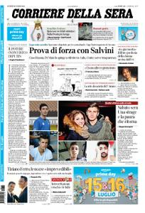 Corriere della Sera – 15 luglio 2019