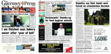 The Guernsey Press – 03 August 2018